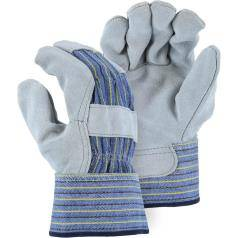 Leather Palm Gloves from X1 Safety
