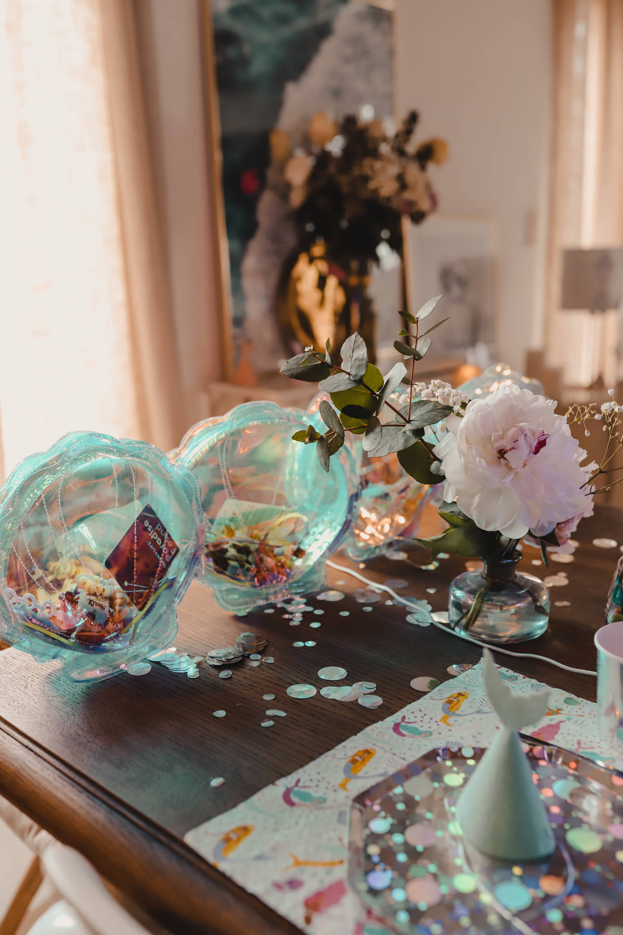 Make a splash and throw the ultimate mermaid party