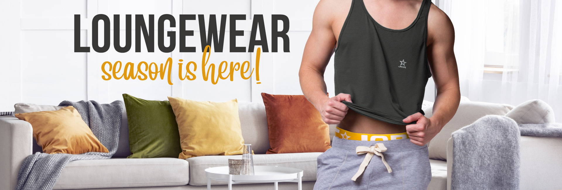 Loungewear Season Is Here!
