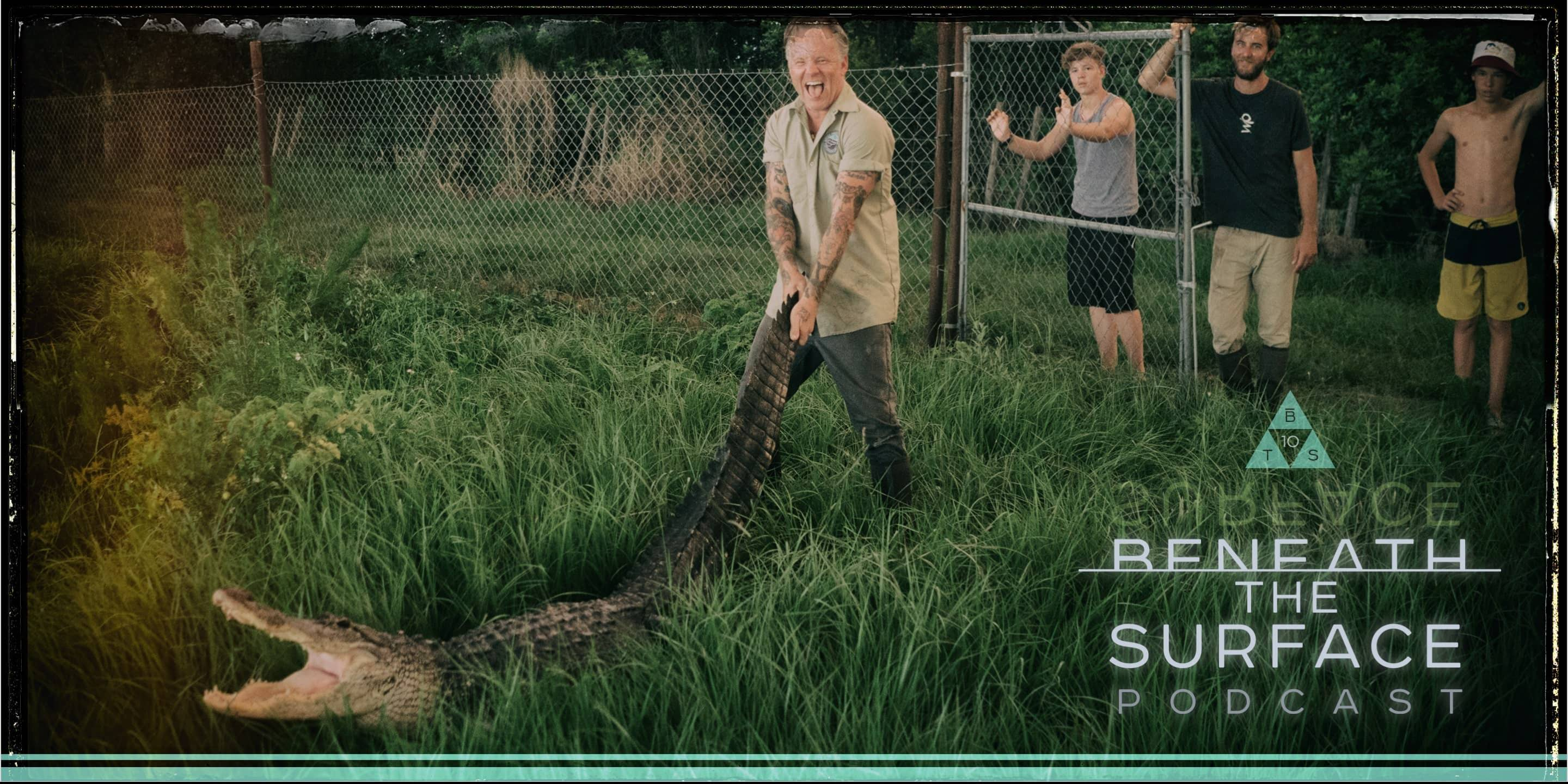 Gatorproof   Episode 6   Beneath the Surface Podcast