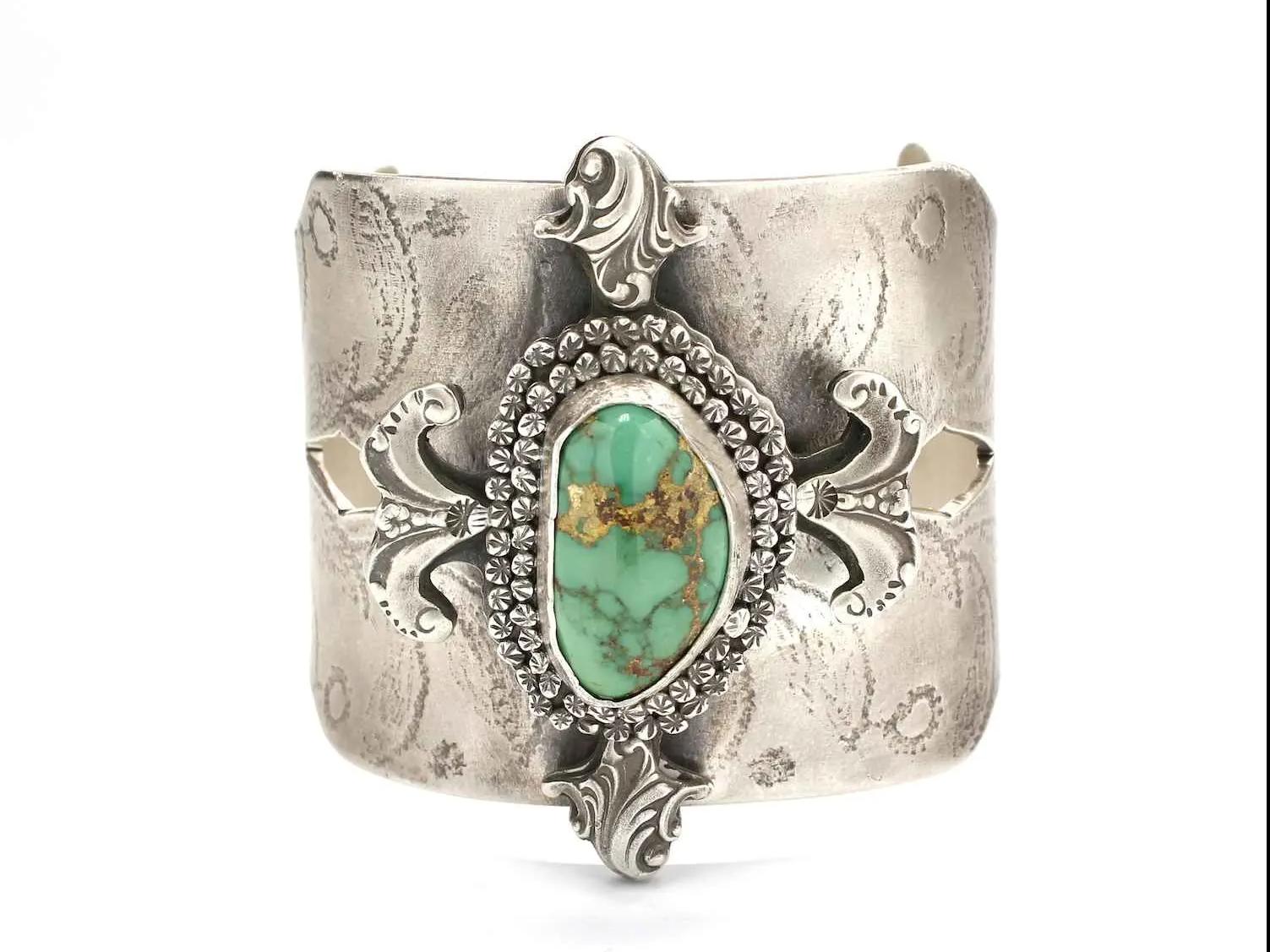 Lawrence Baca spanish jewelry. santa fe jewerly. sorrel sky gallery. santa fe jewelry. southwestern jewelry