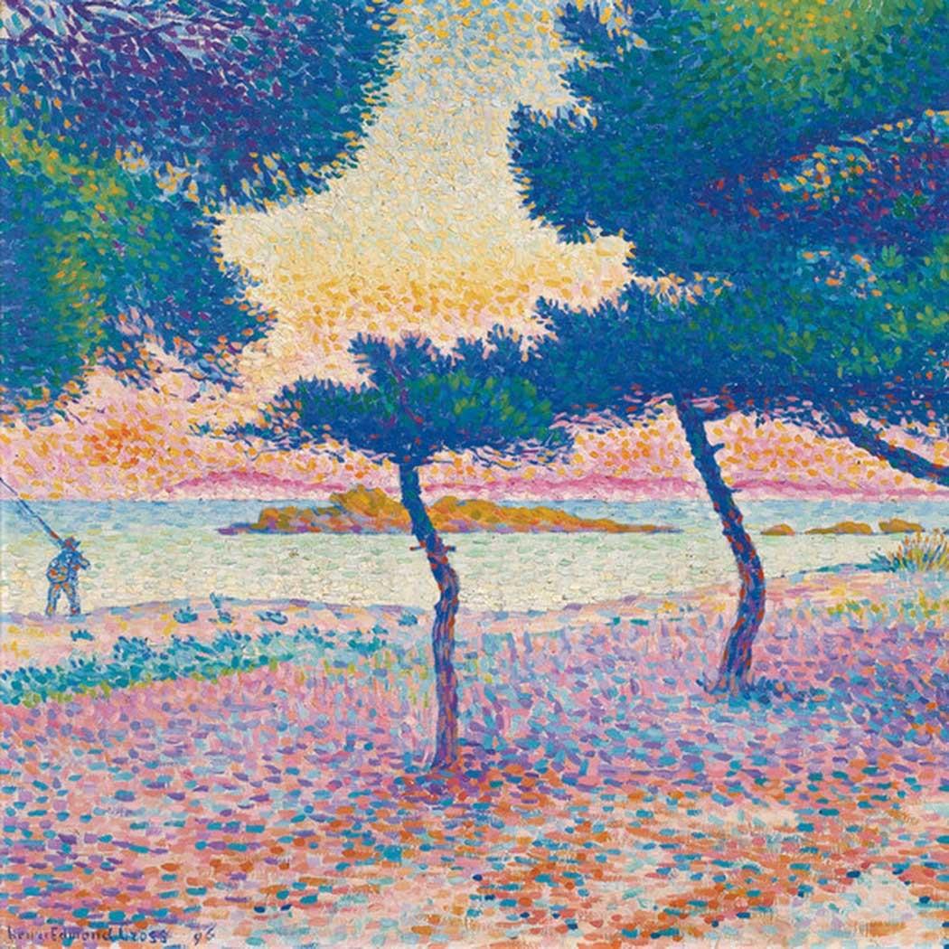 Henri Edmond Cross Art