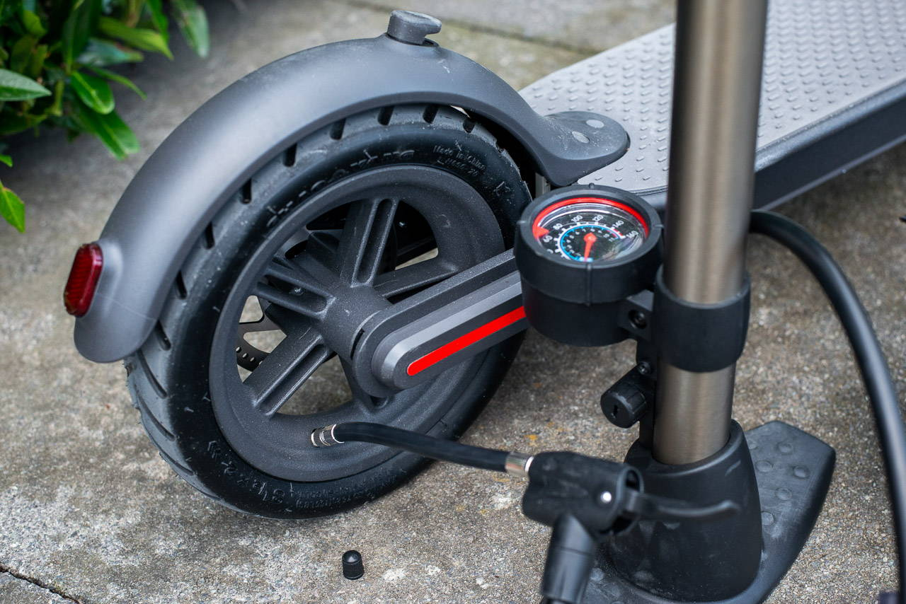 What is the ideal pressure for your Electric Scooter tyres? – Electric Scooters Direct