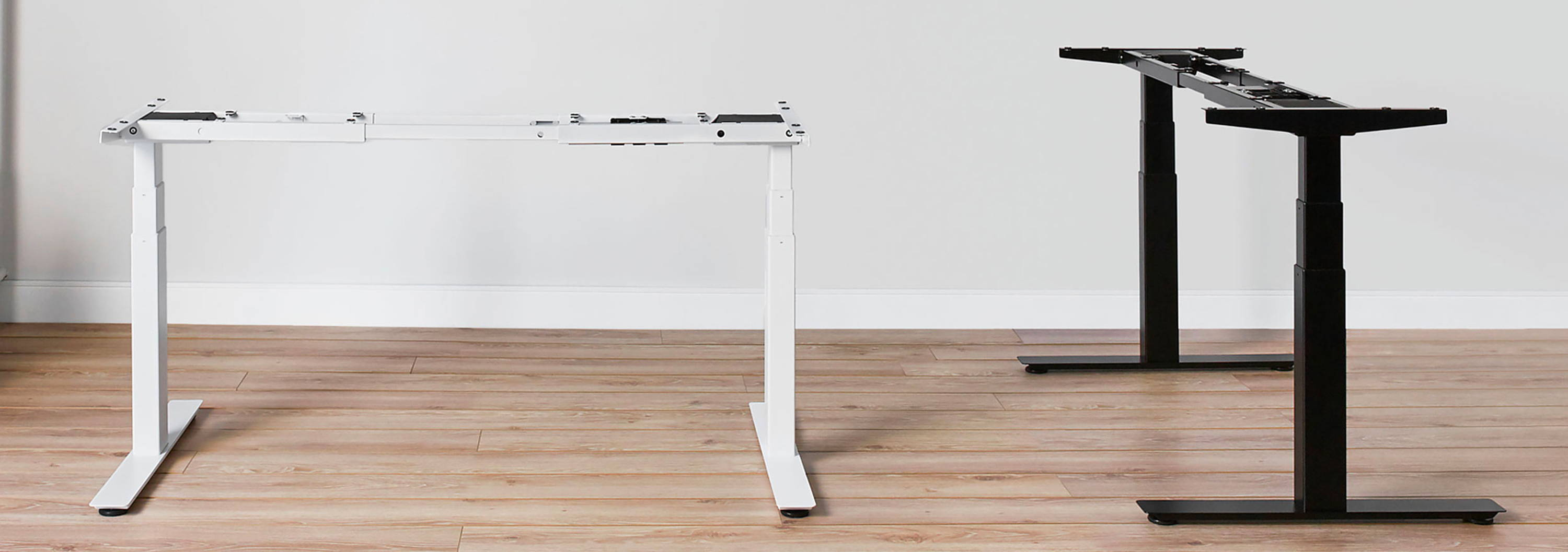 Sit-stand frame
