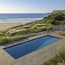 Coastal Swimming Pool Design