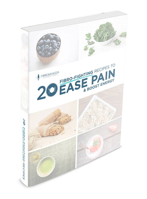 eBook: 20 Fibro-Fighting Recipes to Ease Pain & Boost Energy