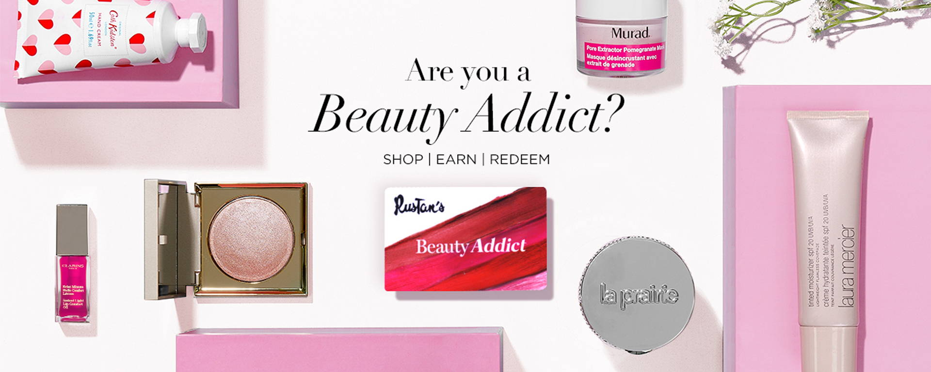Become a Beauty Addict Member