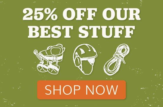 25% Off Our Best Stuff