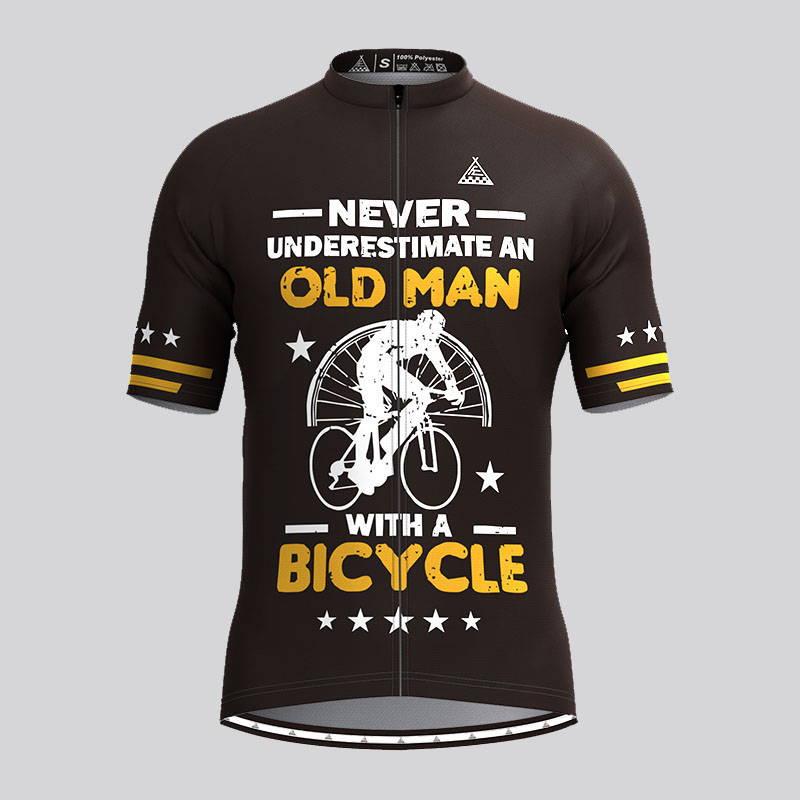 Old Man V1 Jersey