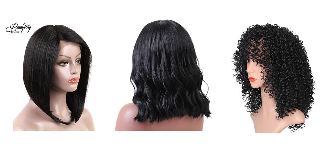 synthetci wigs