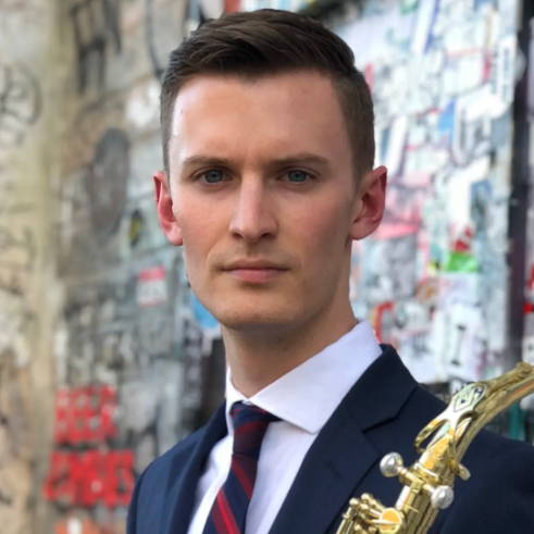 John Seaton is a saxophone teacher at Las Vegas Academy of the Arts and recommends Key Leaves saxophone care products