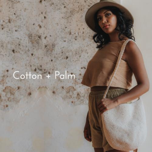 Shop Cotton + Palm