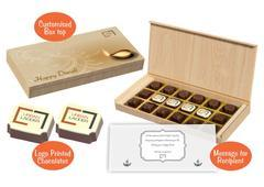 Diwali gifts for employees (18 Chocolates - 100 Box)