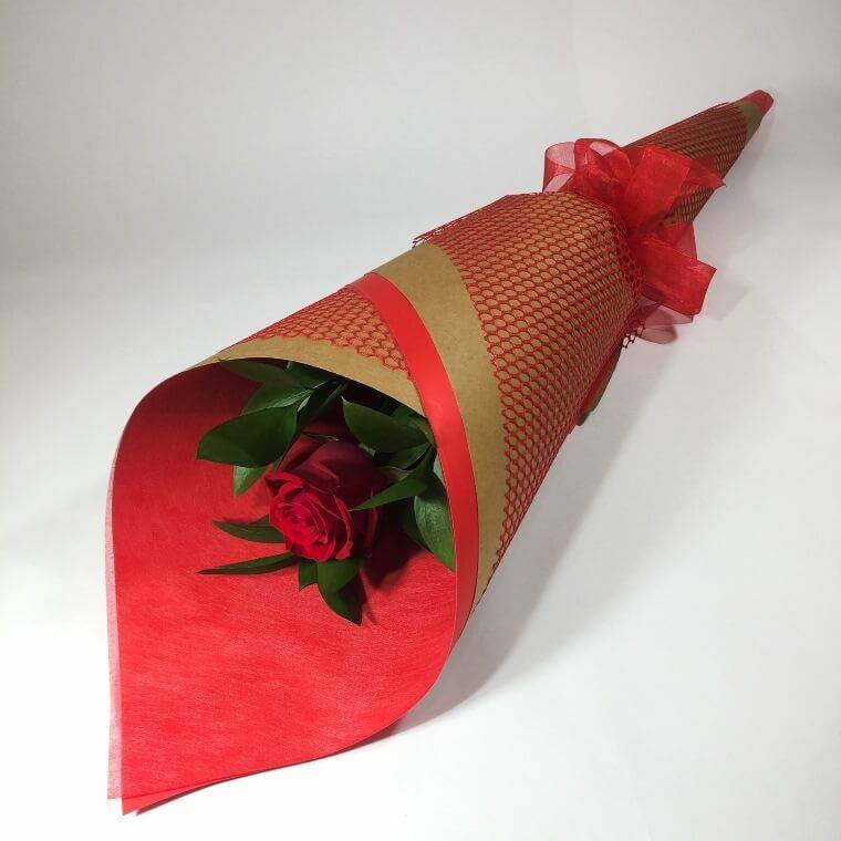 Red Rose Upper Hutt Florist