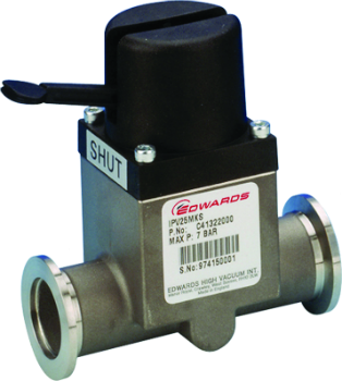 Manual Operation In-Line Isolation Valves