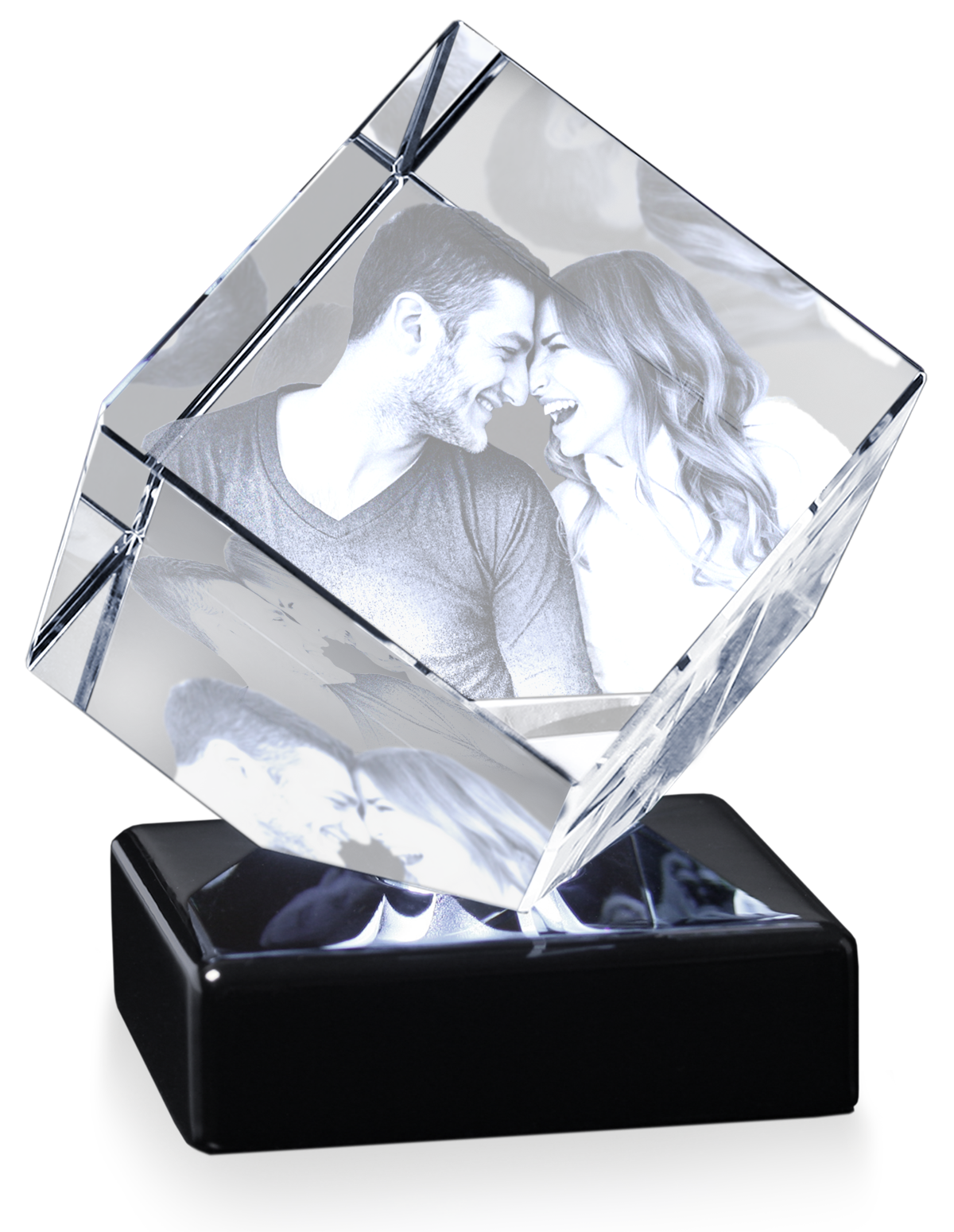 the best anniversary gifts 3d photo crystal