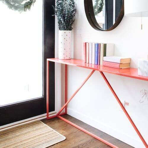 Blu Dot Strut Console Table
