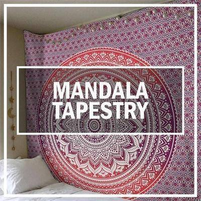 Mandala Tapestry Collection