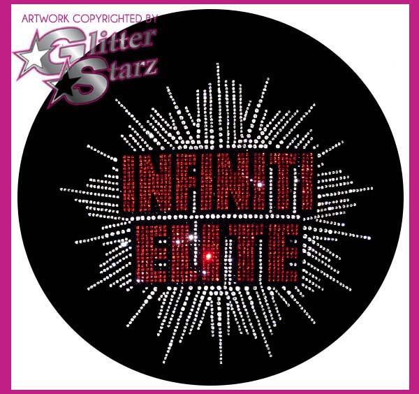 glitterstarz webstore fundraiser infiniti elite allstars
