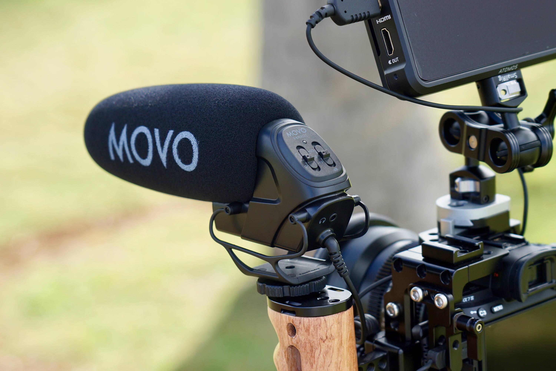Movo VXR3031 Microphone