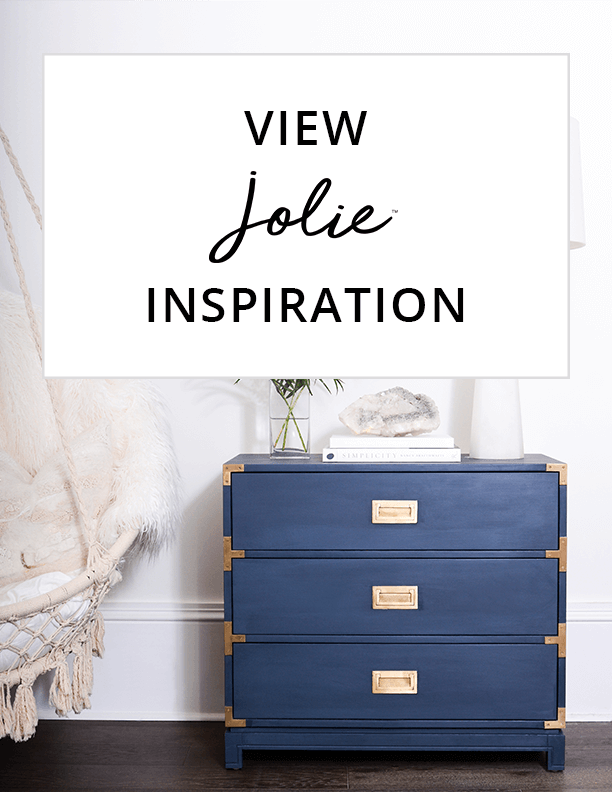 Jolie Home Paint Project Inspiration