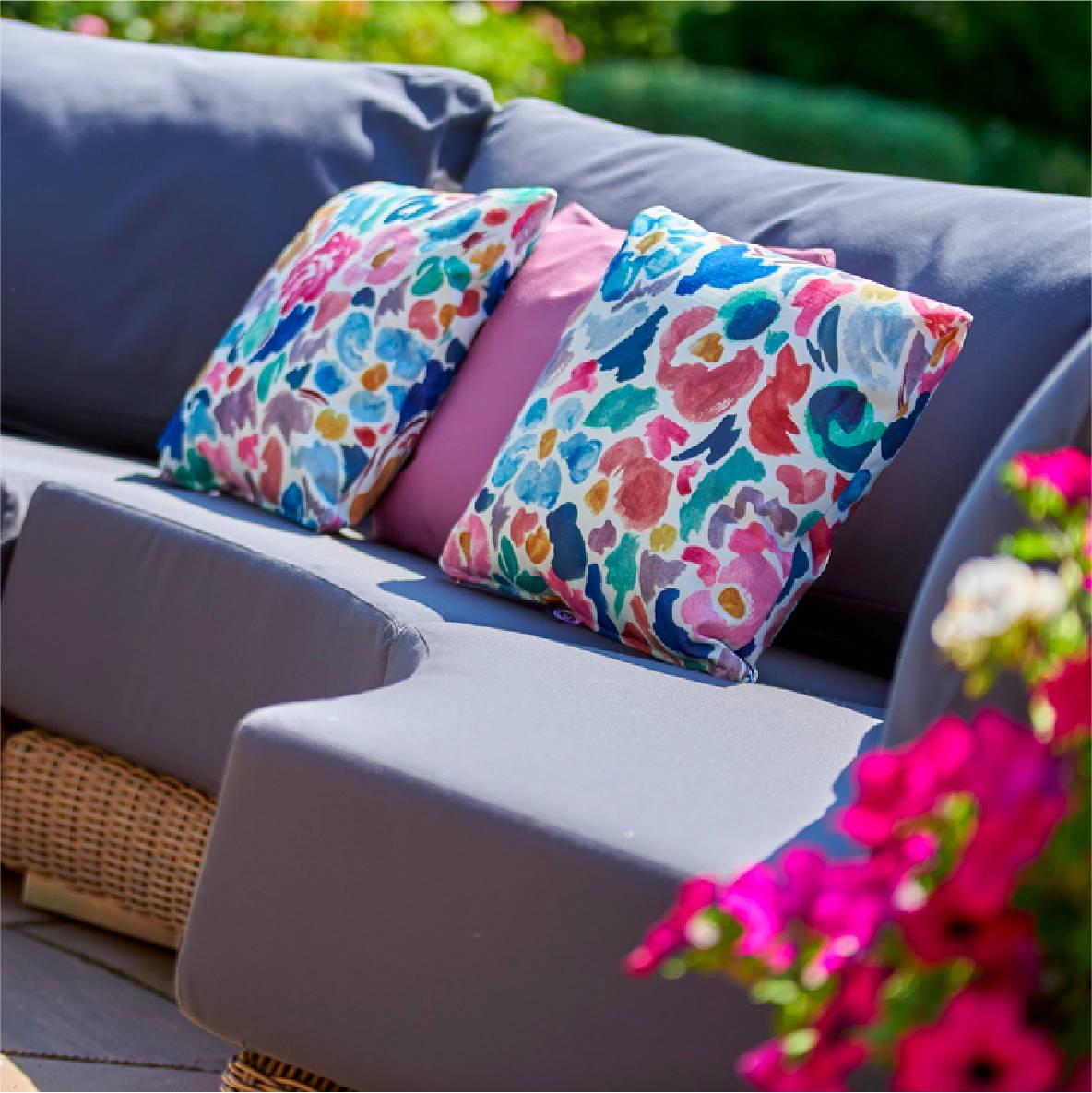 Waterproof Cushions For Outdoor Garden, Waterproof Garden Bench Pads Uk