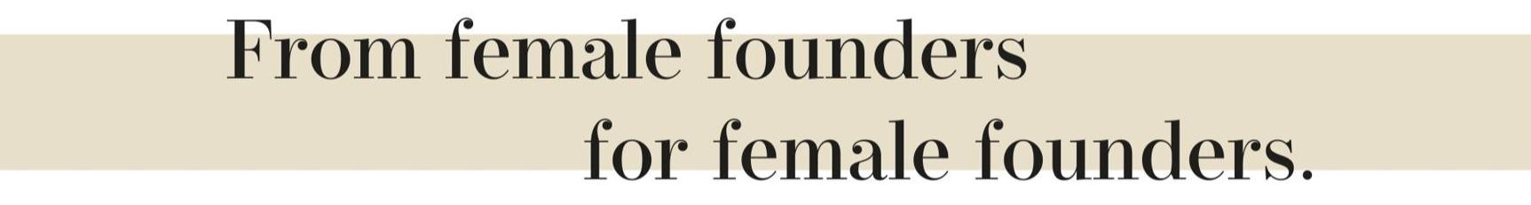 Female Empowerment bei MERSOR