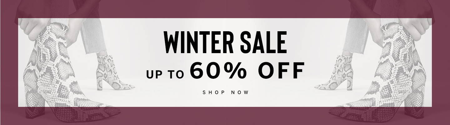 Winter Sale up to 60% Off