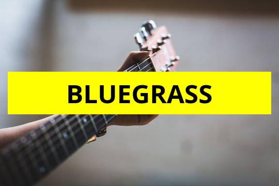 Bluegrass guitar string jewelry