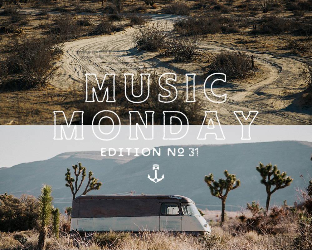 Iron & Resin's Music Monday Playlist: Edition No. 31 - Vagabond Dreaming