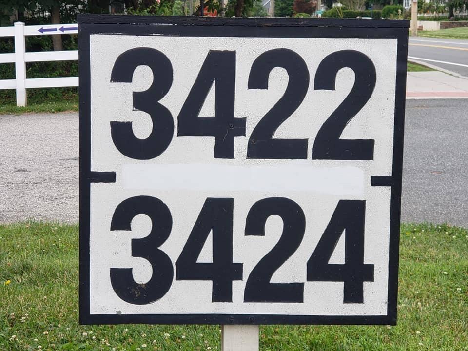 office building street number sign   delaware registered agent