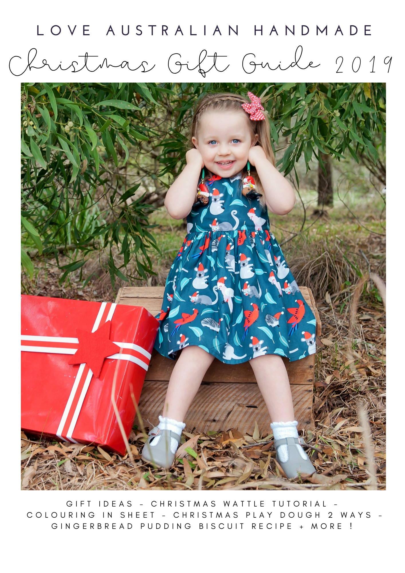 2020 Christmas Gift Guide Application Love Australian Handmade