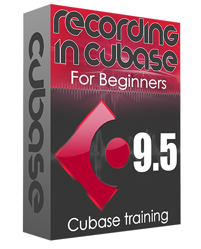 Recording & Mixing In Cubase