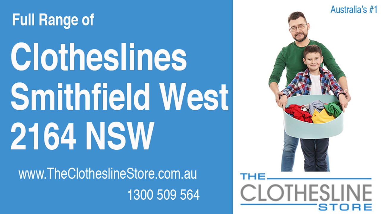 Clotheslines Smithfield West 2164 NSW