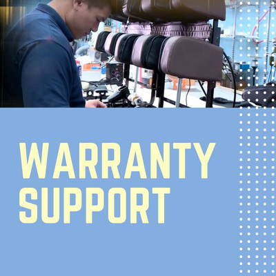Massage Chair Wellness Warranty Support