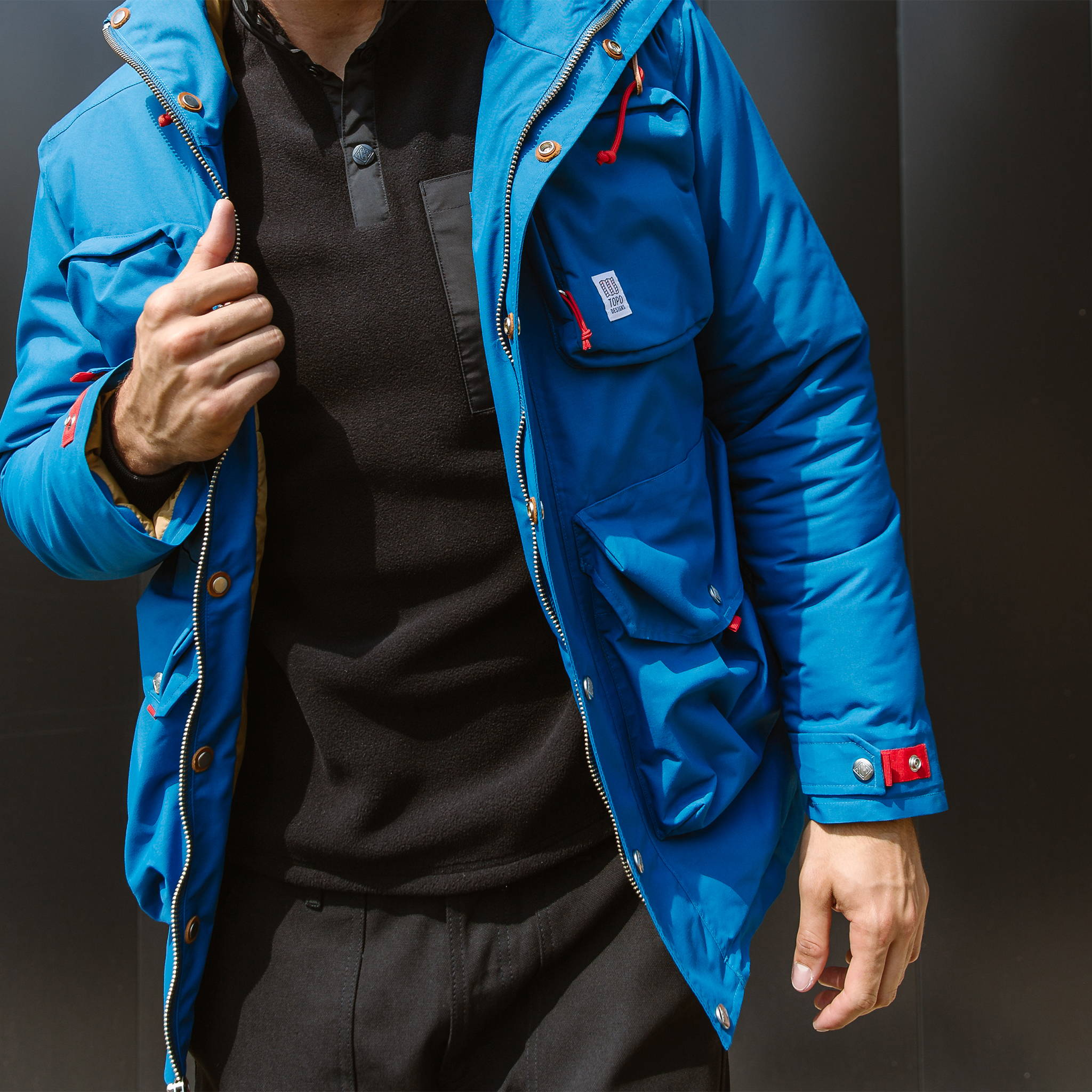 Mountain Jacket - Men's