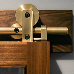 Architectural sliding door hardware by RealCraft thumbnail