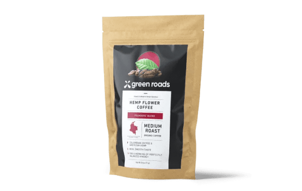Hemp Flower Coffee