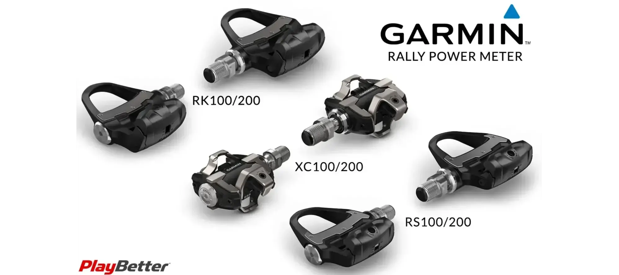 Rally Power Meters for On- and Off-Road Biking