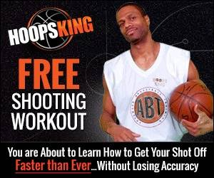 shooting workout