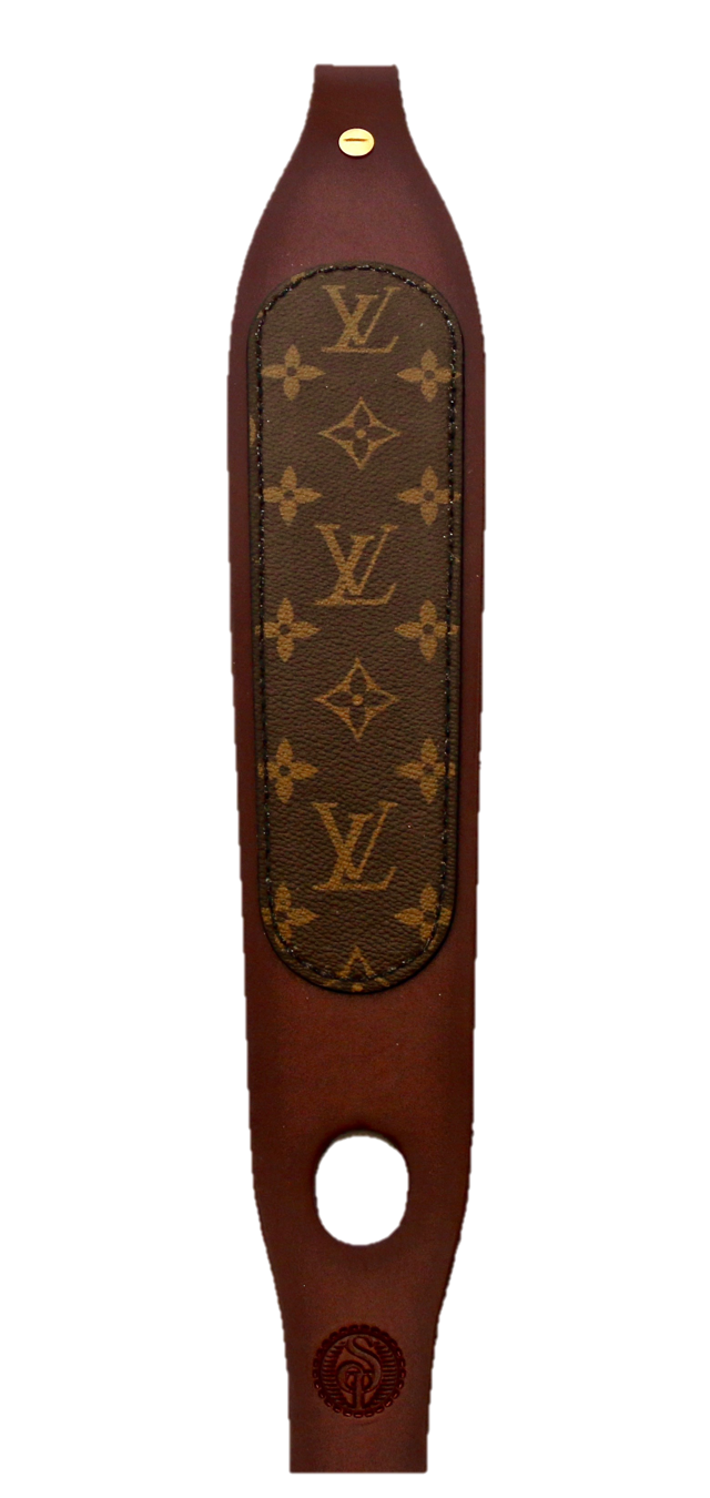 Louis Vuitton rifle sling