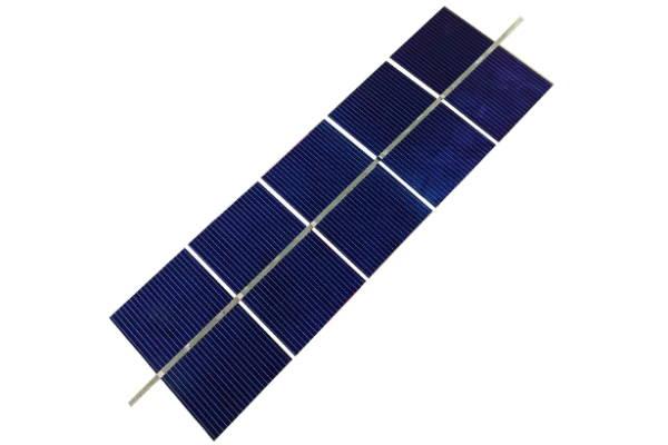 Custom Solar Panel Cell Stringing