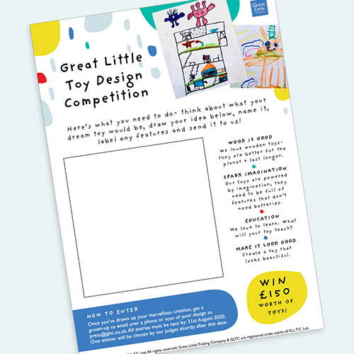 Great Little Toy Design Competition