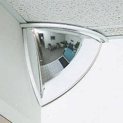 miroir de sécurité dôme 90 degrés