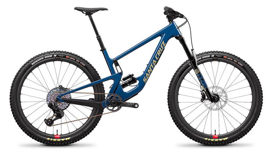 Santa Cruz Bikes - Hightower, Santa Cruz Bicycles, Santa Cruz Mountain Bikes