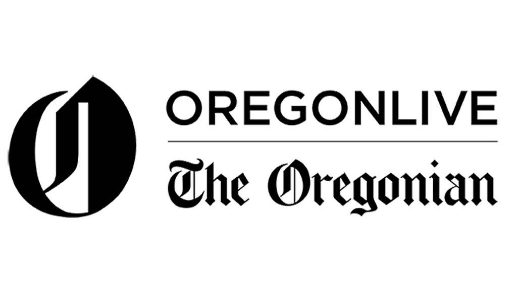 The Oregonian Oregon Live logo