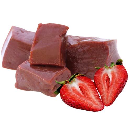 Pet Chef fresh lamb liver and strawberries dog treats
