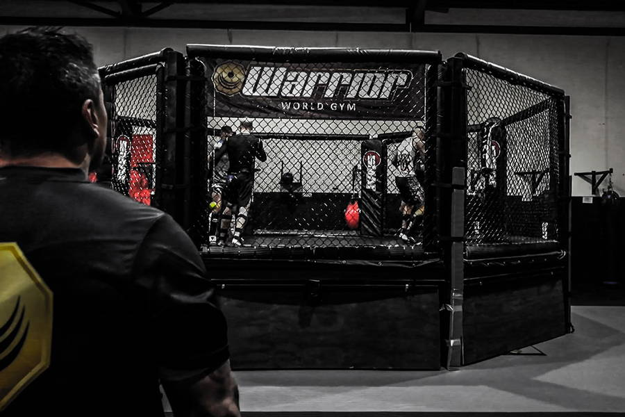 Warrior World Gym