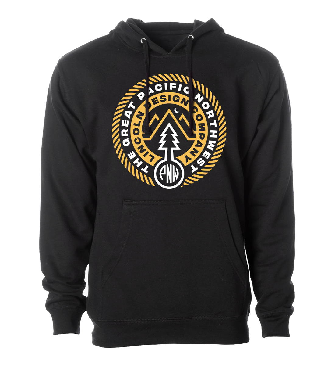 Wander Hoodie - The Great PNW X Lincoln Design Co.