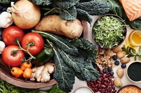 Muskelaufbau Ernährungsplan Mikronährstoffe